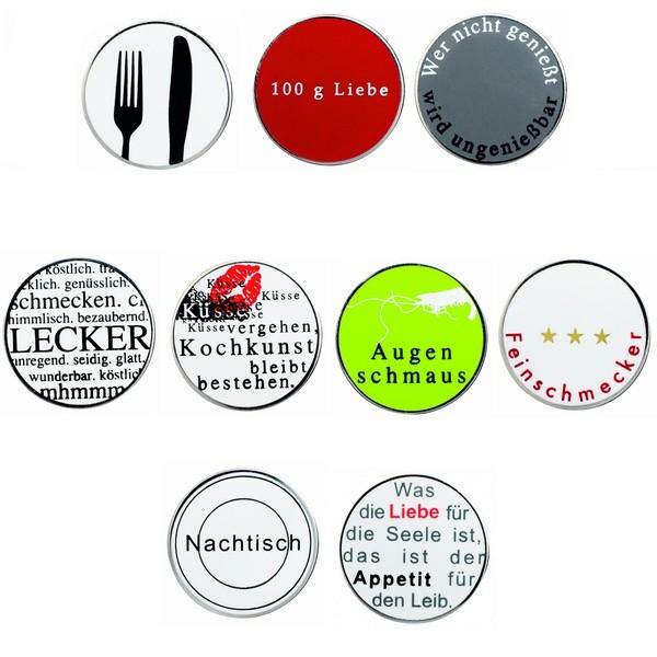Gourmetpin - 8er Set