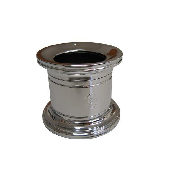 Klammerspender, magnetisch - Edelchrom