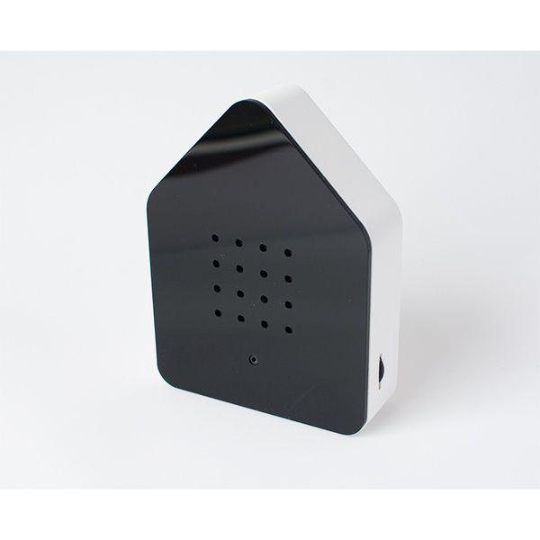 Zwitscherbox Klassik -schwarz-