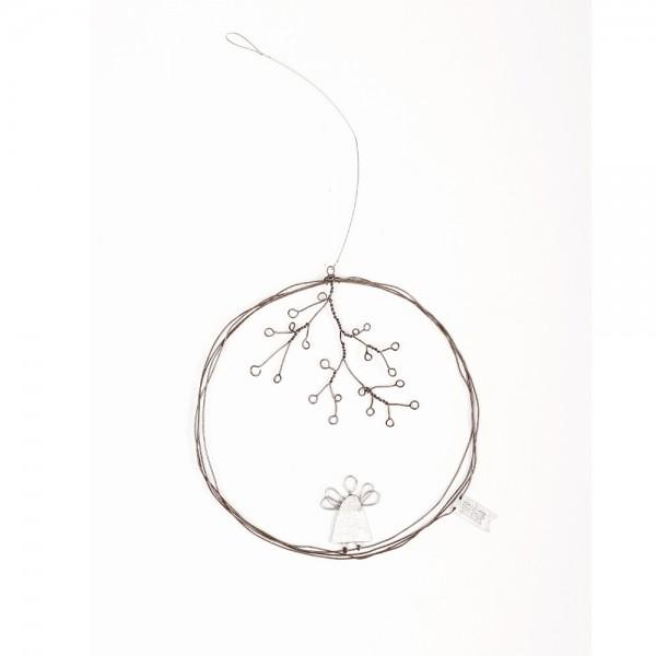 Draht Ornament Engel