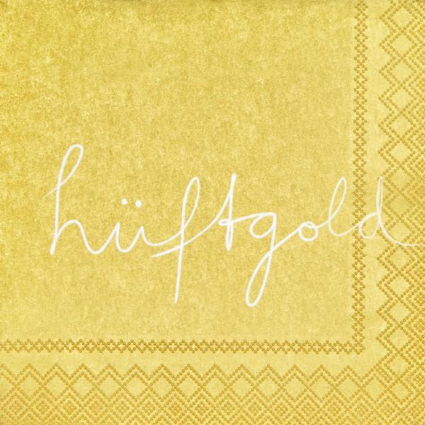 Geschenke F303274r Frauen Zu Weihnachten.Cocktailservietten Huftgold Gold
