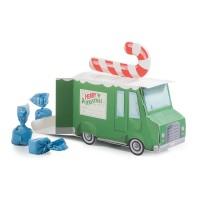 """Geschenkbox """"Gift Van XMAS"""""""