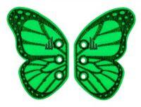 Shwings Schmetterling / Butterfly (leuchtet im Dunkeln)