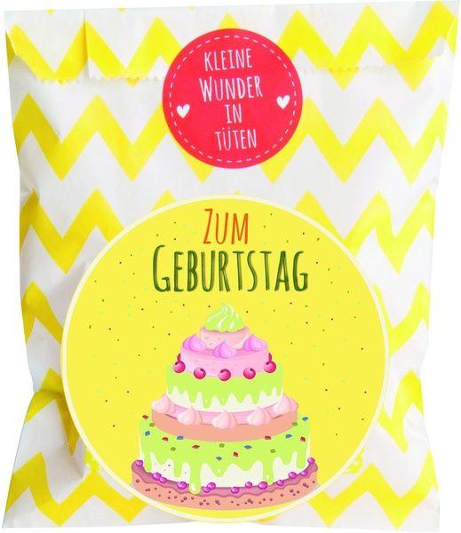"""Wundertüte """"Zum Geburtstag"""""""