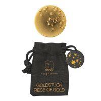 "Goldstück ""Sterne"""