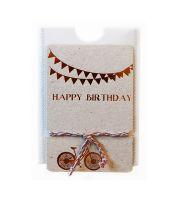 """Freundschaftsbänder """"Happy Birthday"""""""