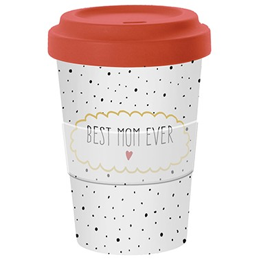 Reise-Kaffeebecher Best Mom