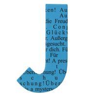 """Paper & Poetry ABC Schachtel """"J"""""""