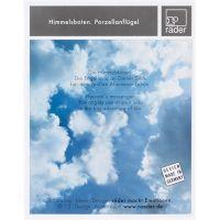 """Himmelsboten Porzellanflügel """"Poesie eines Flügelschlags"""" 50er Set"""