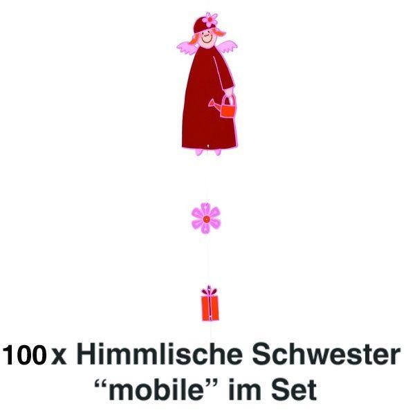 Himmlische Schwestern Mobile Florentine 100er Set