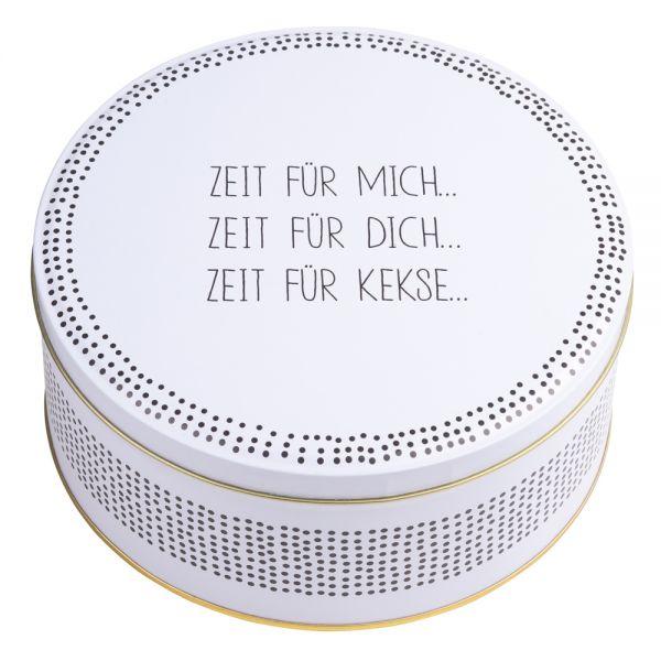 """Keksdose """"Zeit für Mich"""""""